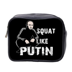 Squat Like Putin Mini Toiletries Bag 2 Side