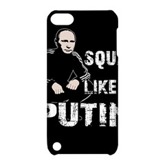 Squat Like Putin Apple Ipod Touch 5 Hardshell Case With Stand