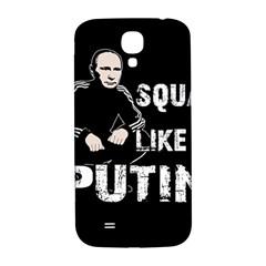 Squat Like Putin Samsung Galaxy S4 I9500/i9505  Hardshell Back Case