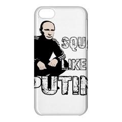 Squat Like Putin Apple Iphone 5c Hardshell Case