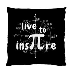 Pi Day Standard Cushion Case (two Sides)