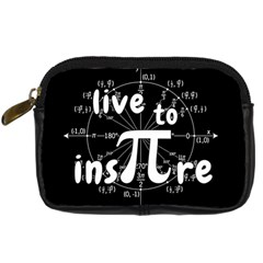 Pi Day Digital Camera Cases