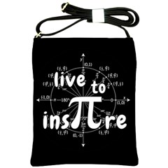 Pi Day Shoulder Sling Bags