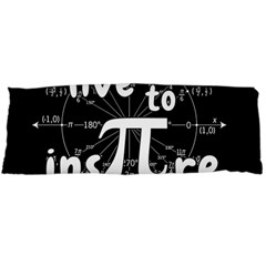 Pi Day Body Pillow Case Dakimakura (two Sides)