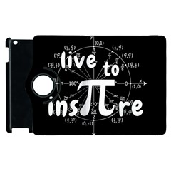 Pi Day Apple Ipad 3/4 Flip 360 Case