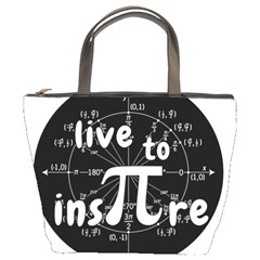 Pi Day Bucket Bags