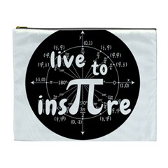 Pi Day Cosmetic Bag (xl)
