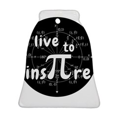 Pi Day Ornament (bell)