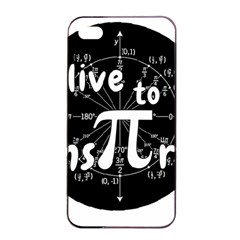 Pi Day Apple Iphone 4/4s Seamless Case (black)