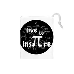 Pi Day Drawstring Pouches (small)