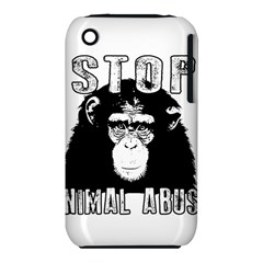 Stop Animal Abuse   Chimpanzee  Iphone 3s/3gs
