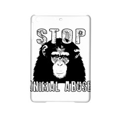 Stop Animal Abuse   Chimpanzee  Ipad Mini 2 Hardshell Cases