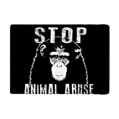 Stop Animal Abuse   Chimpanzee  Ipad Mini 2 Flip Cases