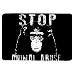 Stop Animal Abuse   Chimpanzee  Ipad Air Flip