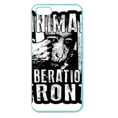 Animal Liberation Front   Chimpanzee  Apple Seamless Iphone 5 Case (color)
