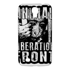 Animal Liberation Front   Chimpanzee  Samsung Galaxy Mega 6 3  I9200 Hardshell Case