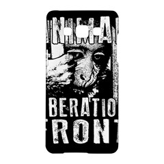 Animal Liberation Front   Chimpanzee  Samsung Galaxy A5 Hardshell Case