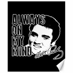 Elvis Presley Canvas 16  X 20