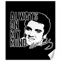 Elvis Presley Canvas 20  X 24