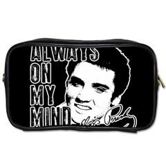 Elvis Presley Toiletries Bags 2 Side