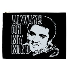 Elvis Presley Cosmetic Bag (xxl)