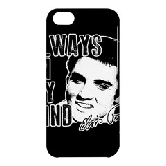 Elvis Presley Apple Iphone 5c Hardshell Case