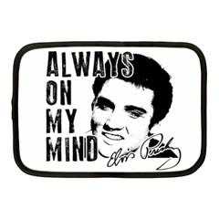 Elvis Presley Netbook Case (medium)