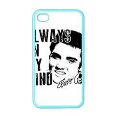 Elvis Presley Apple Iphone 4 Case (color)