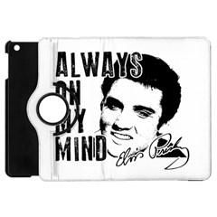 Elvis Presley Apple Ipad Mini Flip 360 Case