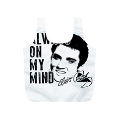 Elvis Presley Full Print Recycle Bags (s)