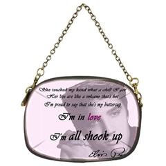 Elvis Presley   All Shook Up Chain Purses (two Sides)
