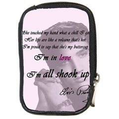 Elvis Presley   All Shook Up Compact Camera Cases
