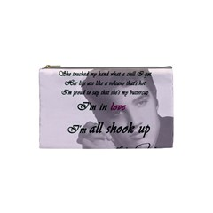 Elvis Presley   All Shook Up Cosmetic Bag (small)