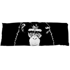 Stop Animal Testing   Chimpanzee  Body Pillow Case Dakimakura (two Sides)