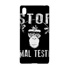 Stop Animal Testing   Chimpanzee  Sony Xperia Z3+