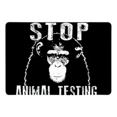 Stop Animal Testing   Chimpanzee  Apple Ipad Pro 10 5   Flip Case