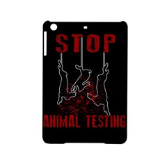 Stop Animal Testing   Rabbits  Ipad Mini 2 Hardshell Cases