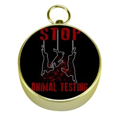 Stop Animal Testing   Rabbits  Gold Compasses