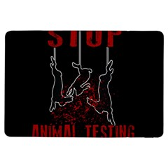 Stop Animal Testing   Rabbits  Ipad Air Flip