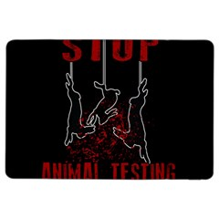 Stop Animal Testing   Rabbits  Ipad Air 2 Flip