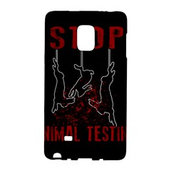 Stop Animal Testing   Rabbits  Galaxy Note Edge