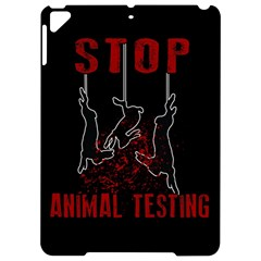 Stop Animal Testing   Rabbits  Apple Ipad Pro 9 7   Hardshell Case