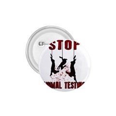 Stop Animal Testing   Rabbits  1 75  Buttons
