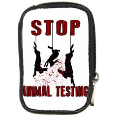 Stop Animal Testing   Rabbits  Compact Camera Cases
