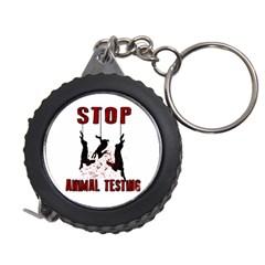 Stop Animal Testing   Rabbits  Measuring Tape
