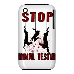 Stop Animal Testing   Rabbits  Iphone 3s/3gs