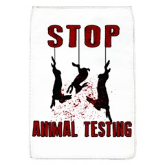 Stop Animal Testing   Rabbits  Flap Covers (l)