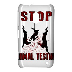 Stop Animal Testing   Rabbits  Nokia Lumia 620