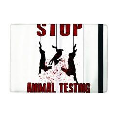 Stop Animal Testing   Rabbits  Ipad Mini 2 Flip Cases