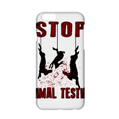 Stop Animal Testing   Rabbits  Apple Iphone 6/6s Hardshell Case